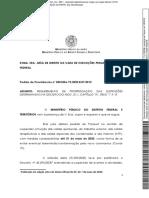 Peticão MP - prorrogação de suspensão de benefícios externos - 28.5