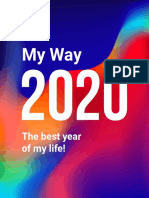 2020 - The Best Year