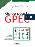 Guide pour la GPEC-D'ORGANISATION (�DITIONS) (2007)