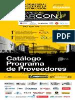 Catálogo ExpoArcon 2015