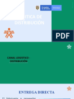 POLITICA DE DISTRIBUCIÓN