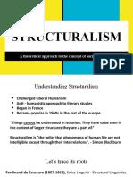 Structuralism