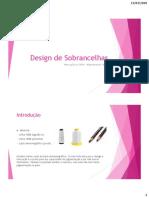 Design de Sobrancelhas - marcação com linhas