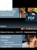 Network Services ASR 2020