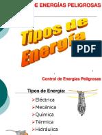 ENERGIAS PELIGROSAS