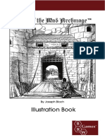 Castle of the Mad Archmage - Illustration Book.pdf
