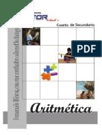 ARITMÉTICA 4to