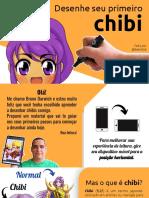 Desenhe seu Primeiro Chibi Brasil - Português
