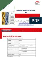 PRESENTACIÓN DE SILABOS DE DEONTOLOGÍA (1)