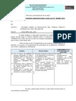 INFORME MENSUAL DE APRENDO EN CASA-MODELO