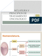nomenclatura y principios