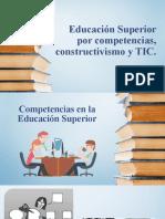 Educación Superior por competencias