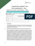 MODELO de resolución de un estudio de casos