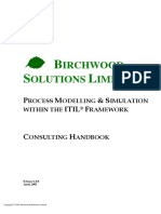 Birchwood Solutions Limited 2005 Process_Modeling_and_Simulation_with_ITIL_Framework