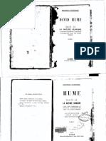 Hume, David. Traité de la nature humaine (trad. Leroy), vol1.pdf