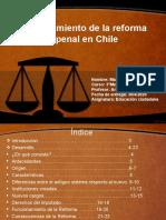 Funcionamiento de la reforma procesal penal en Chile