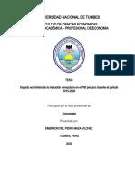 Antecedentes (PBI-MIGRACION)