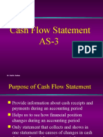 Cash Flow Statement Ch 5