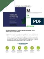 MEDICIÓN DE HUELLA DE CARBONO - copia