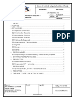 PRG-SST-005 Programa de Mantenimiento de equipos y herramientas