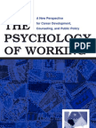 The Psychology of Working-381 Pag