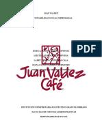 JUAN VALDEZ - ENTREGA 2