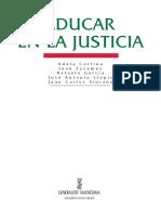 Educar en la Justicia