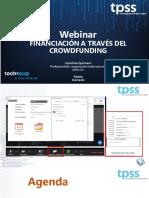 Webinar Crowdfunding