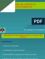 CONTROL DE COSTOS DE MANTENIMIENTO.ppt