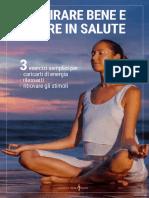 Respirare Bene e Vivere in Salute