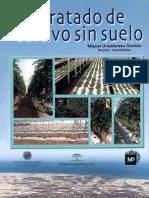 Tratado de Cultivo Sin Suelo - Miguel Urrestarazu Gavilán