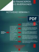 ESTADOS FINANCIEROS BASICOS E INVERSIONES