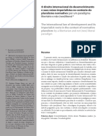 O Direito Internacional do Desenvolvimento e suas raízes imperialistas no contexto do pluralismo normativo.pdf