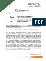 CONTESTACION TUTELA DRA. CLAUDIA LORENA DESCONOCIMIENTO PRECEDENTE (2)