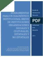 Instrumento 2014- Organizaciones sociales