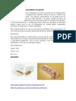 CAJAS PARA PORTE DE PERROS CALIENTES