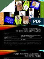 Infografía, fichas conceptuales y fichas bibliograficas