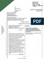 NV GOP public records lawsuit vs. Clark County