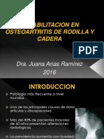 08 - REHABILITACION EN OSTEOARTRITIS DE RODILLA Y CADERA