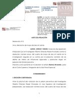Resolución N° 03 (Exp. N° 02-2019-10)