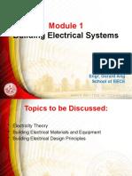 Engineering Utilities Module 1