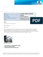 Assignment 2 Text File