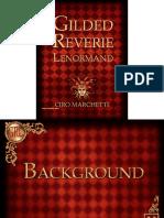 Gilded Reverie Lenormand extended