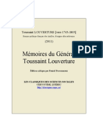 Memoires_General_Toussaint_Louverture