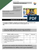 TALLER DE SEGURIDAD Y RIESGO