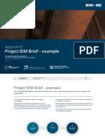 BIM_brief_example