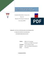 Ensayo La Tecnologia en los espacios universitarios Bolivianos_JLMCH.pdf