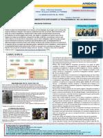 CCSS 3°-4°-Migraciones en el Perú secundaria-Sem8-