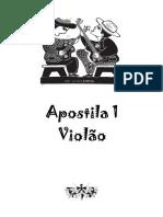 Apostila Base Violão