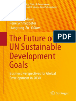 (CSR, Sustainability, Ethics & Governance) Samuel O. Idowu, René Schmidpeter, Liangrong Zu - The Future of the UN Sustainable Development Goals_ Business Perspectives for Global Development in 2030-Sp